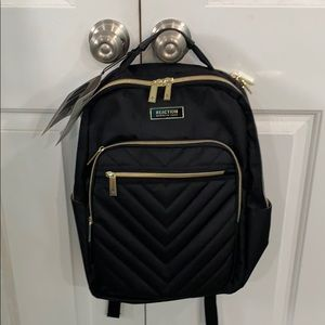 Reaction Kenneth Cole Computer Backpack, Black